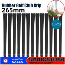 13x Standard Size Golf Club Grips Grip Handle Cover Set Anti-skid Comfortable AU