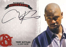 Sons of Anarchy Season 4 & 5 Autograph Card TK Tory Kittles as Laroy Wayne
