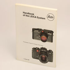 Leica Handbook of the Leica System 1.October 1984