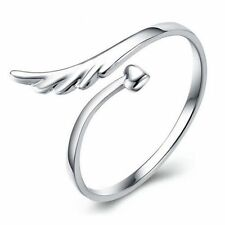 Unbranded Silver Plated Band Costume Rings