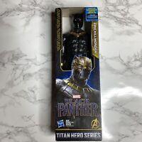 New Black Panther Titan Hero Series Eric Killmonger Toy