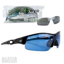 Hydrofarm Active Eye Growroom Lenses w/ Interchangable Outdoor Lenses Anti-Glare