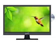 "Supersonic SC-1512 15.6"" LED HDTV Widescreen Television +Built-in DVD Player"