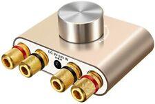Mini Amplificateur Puissance Bluetooth 5.0 Stereo Hi-Fi 2x50W Ampli Musique Son