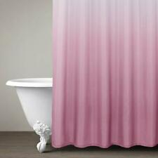"""Shower Curtain- BEAUTIFUL Pink Ombre 70"""" x 72"""" Shower Curtain w/ hooks"""