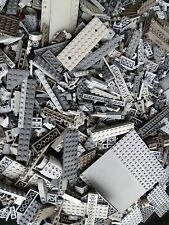 Lego 200 Bauteile Sonderteile Hellgrau Dunkelgrau Grau Kilo Kg Konvolut