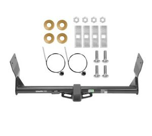 """Trailer Tow Hitch For 15-20 Ford Edge SE SEL Titanium 2"""" Towing Receiver New"""