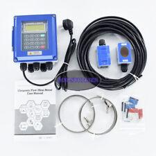 Ultrasonic flow meter liquid flowmeter IP67 protection TUF-2000B DN50-700mm TM-1
