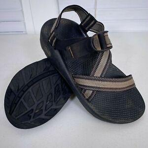 Chaco Men's Z/1 Classic Sandals Black Regular Width Men's Size 9