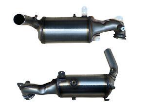 NEU Dieselpartikelfilter DPF Fiat 500 Doblo Punto / Alfa Mito / Opel Combo uvm.