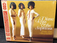 Diana Ross And The Supremes Baby Love - The Essential New Sealed 3cd Free Post