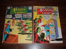 Action Comics 273-416----lot of 25 comic books