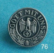 Gott mit uns Adler EK Abzeichen Military Militär Pin Button Badge Anstecker # 76