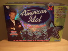 AMERICAN IDOL DVD GAME~OPENED BUT NEVER PLAYED