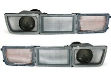 2 CLIGNOTANT AVANT VW GOLF 3 GTI EDITION S GT BLANC ORIGINE + ANTIBROUILLARDS