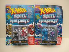 VINTAGE - MARVEL COMICS - X-MEN STEEL MUTANTS -  - TYCO - DATED 1994.
