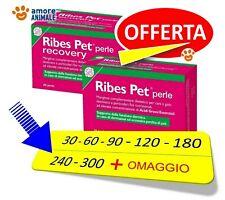 Ribes Pet Recovery 30 / 60 / 90 / 120 / 180 / 240 / 300 perle per CANI e GATTI