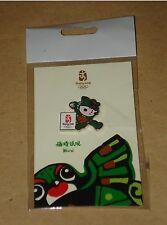 Authentic Beijing 2008 olympic games pin – Nini mascotte-Baseball-Softball