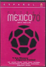FUTBOL MEXICO 70 32 JUEGOS 95 GOLES 16 EQUIPOS PELE !! Mundial Inolvidable