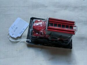 russian red jeep unbranded model car C1 156 M