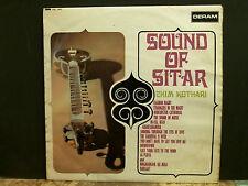 CHIM KOTHARI  Sound Of Sitar   LP   UK Deram Stereo pressing   RARE !!