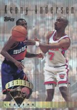 1995-96 Topps Mystery Finest Power Boosters Kenny Anderson ERROR CARD NJ Nets