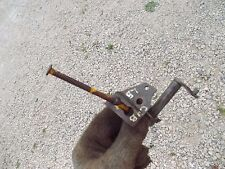 Farmall Cub Lo Low Boy tractor Original PTO engagement lever & mount bracket