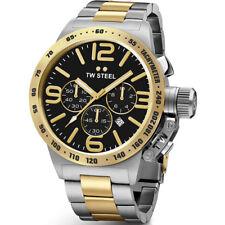 Reloj TW STEEL Hombre Cronógrafo Bicolor - CB 44