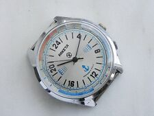 RAKETA Radio Room Soviet 24H marine watch three sectors ship or submarine 2623.H