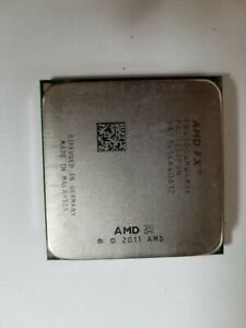 AMD FD4300WMW4MHK FX 4300 Socket AM3+ 3.8GHz Desktop CPU