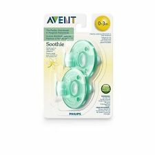 Philips Avent BPA Soothie Pacifier 0 3 Months 2 Pack May Vary