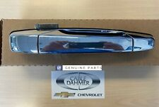 NEW OEM GM  Exterior Chrome Door Handle Front Driver Side LH 84053434
