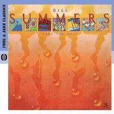 Bill Summers - Feel The Heat (CDBGPM 217)