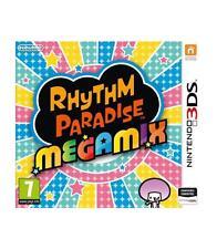 Rhythm Paradise megamix Nintendo 3DS