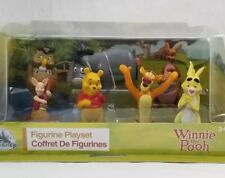 Disney Winnie the Pooh Exclusive 7 pc Figure Playset figurine dolls cake toppers