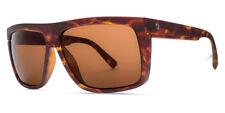 Electric Black Top Sunglasses - Matte Tortoise - OHM Polar Bronze - 128-13943