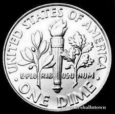 2006 D Roosevelt Uncirculated Dime ~ BU Raw Coin from Bank Roll