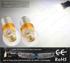 Cree LED BA15S P21W 1156 382 207 245 Xenon White Reverse Back Up Light Bulbs