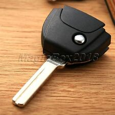 Flip Car Key Remote Fob Case With Blank Uncut Blade For VOLVO XC90 S60 S80 V70