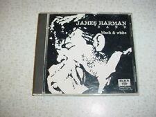 James Harman Band CD Black & White (Black Top Records – CD BT 1118) BLUES