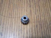 6487X Traxxas 15 Tooth M1 5mm Bore Pinion Gear 15T / 86086-4 1/10 E-Revo VXL 2.0