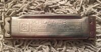 Vintage M. Hohner Blues Harp Harmonica-Germany