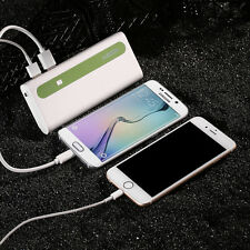 10000mAh Portable Power Bank Battery Charger For Samsung Galaxy S8+ S7 S6 EDGE