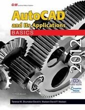 AutoCAD and Its Applications Basics 2012-ExLibrary