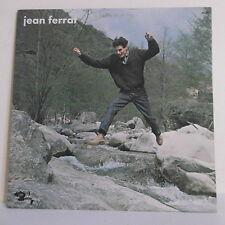 "33 RPM Jean Ferrat Disk LP 12 "" Potemkin -the Sabre et le Bottlebrush -barclay"
