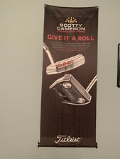 Scotty Cameron Hanging Banner