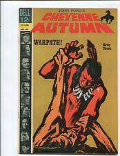 CHEYENNE AUTUMN #112 (VG) JIMMY STEWART!! 1965