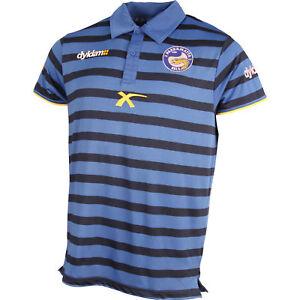 Parramatta Eels Mens Royal Player Polo Shirt (S to 5XL)