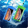 Waterproof Bag Underwater Pouch Dry Case Cover For iPhone X/Xs Max/6s/7/8 Plus