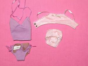 """Tonner - LOT of Cami Antoinette 16"""" Fashion Doll Basics Lingerie"""